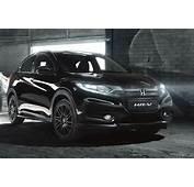 Honda HR V Black Edition  Pictures Auto Express