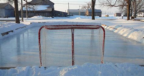 backyard hockey rink liners backyard ice rink liners bring the game home