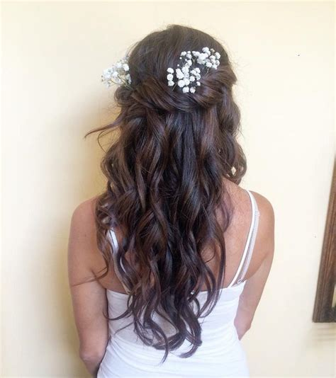 Bridal Hairstyles Half by 25 Best Ideas About Partial Updo On Half Up