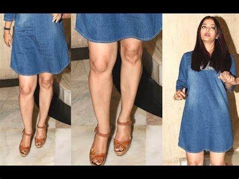 aishwarya rai legs aishwarya rai flaunts hot fair legs in short dress youtube
