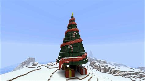 minecraft christmas tree explodes youtube