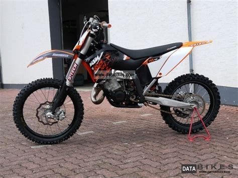 2009 Ktm 150 Sx Specs Ktm Bikes And Atv S With Pictures