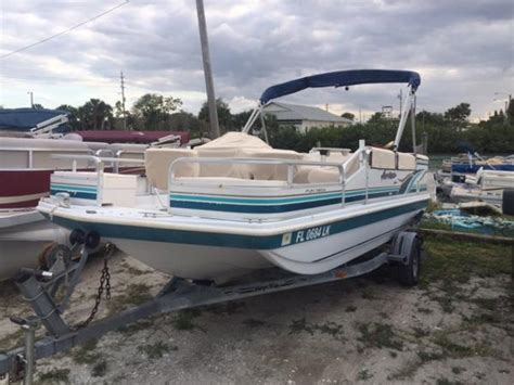 Hurricane Deck Boats For Sale by Hurricane 196 Boats For Sale