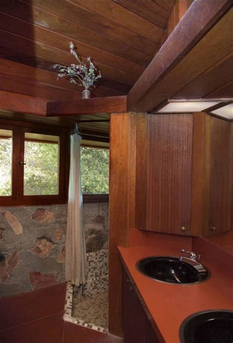 frank lloyd wright designed berger house lists  san