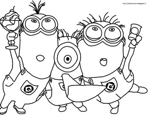 minions coloring pages banana minions banana coloring pages