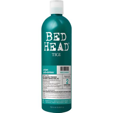 bed head urban antidotes tigi bed head urban antidotes recovery conditioner 750ml