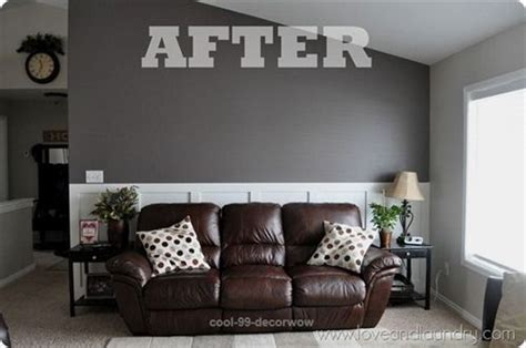 marvelous brown  gray  living room colors