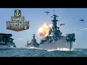 world of warships launch trailer