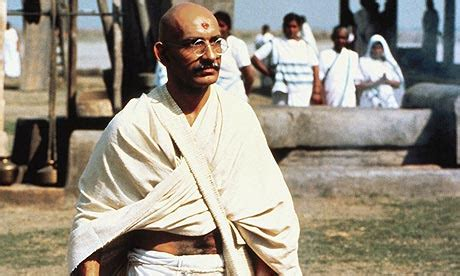 gandi film gandhi an uncomplicated man in complicated times film