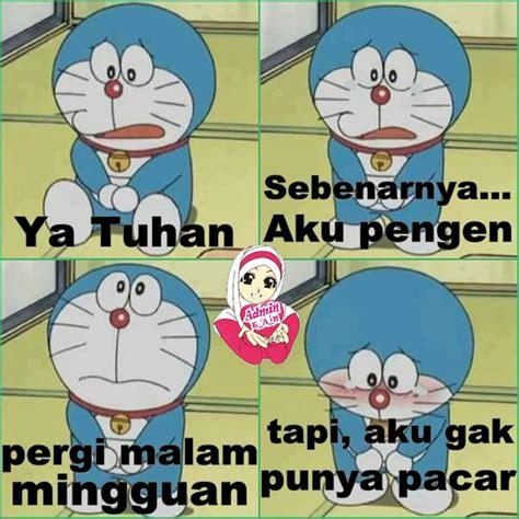 Tempat Tisu Doraemon Blue doraemon nya ksihan mau malam mingguan tpi gk punya pacar