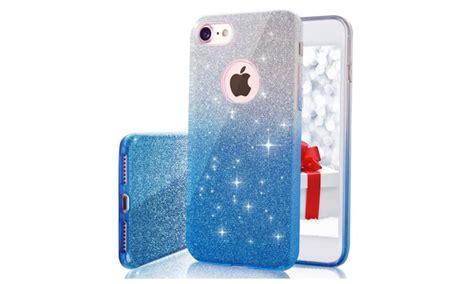 Casing Iphone 8 Plus Luxury Glam Bling Glitter Ring iphone 6 7 8 luxury glitter sparkle bling designer