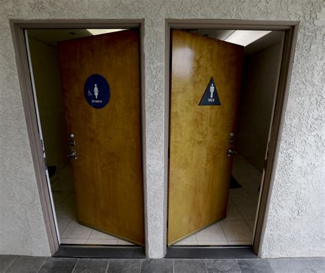 unisex bathrooms in california california assembly passes bill to make single person
