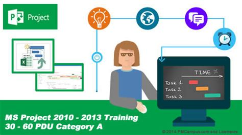 online tutorial microsoft project pmcus com expands pmp certification continuing