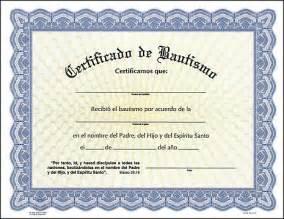certificado de bautismo editorial bautista independiente