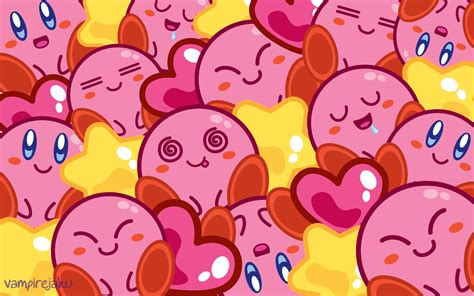 kirby hd wallpaper 1920x1080 cute kirby wallpaper 69 images