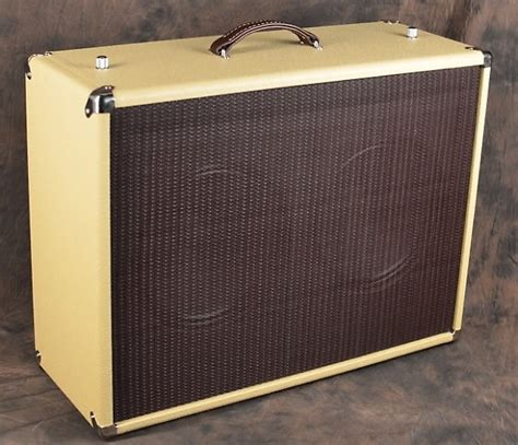 deluxe lification dumble style 2x12 cabinet
