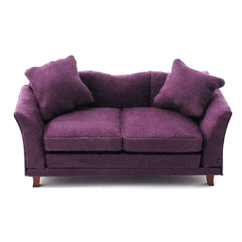 e3633 soft plum sofa dolls house superstore