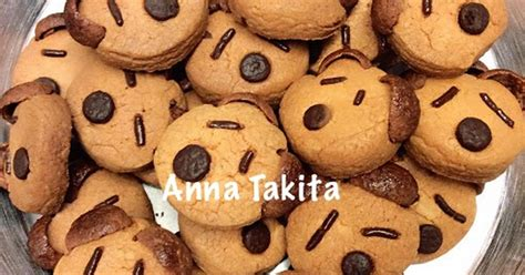 Pin Lucu Imut2 resep doggie cookies oleh takita cookpad