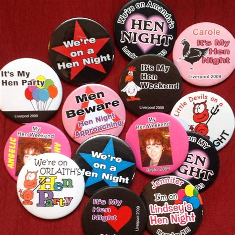 Handmade Badge - personalised custom badges design make and buy your own