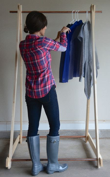 diy clothing storage how to easily add clothing storage in your apartment
