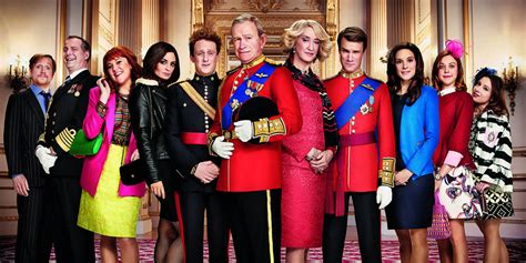 comedy series meet the new royal family comedy guide