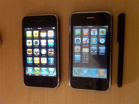 Hp Iphone Palsu iphone a3 s log