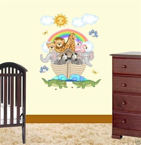 noah s ark baby room 21 best images about noah s ark on nursery decals wall decor stickers and murals
