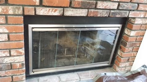 Cleaning Glass Fireplace Doors 96 Clean Glass Fireplace Doors Stoll Fireplace Doors
