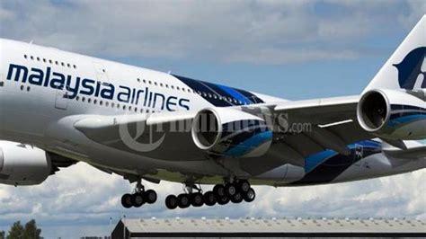 gambar pesawat malaysia mh 370 jatuhnya pesawat mh370 diduga disengaja tribunnews com