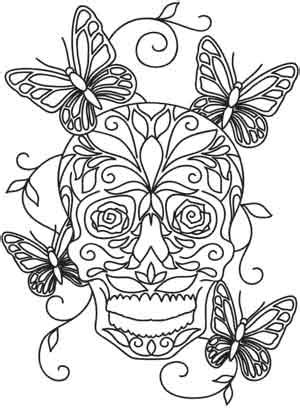 mariposas urban threads unique  awesome embroidery