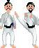 imagenes gif karate imagenes animadas de karate y lucha libre