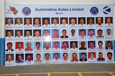 health pattern exles automotive axles limited