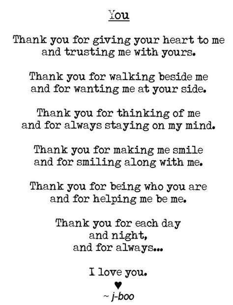 thank you letter to my for hiring me letter to say thank you for loving me letter of