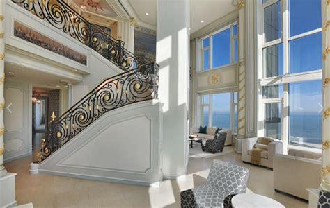 luxurious duplex 4 suites condo penthouse with roof pool 6 4 million duplex penthouse atop the four seasons hotel
