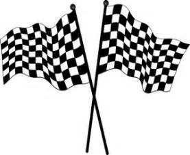 checkered flag vector clip the auto racing pictures