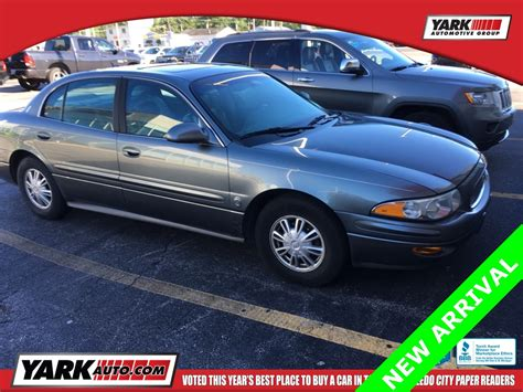 buick lesabre 2005 2005 buick lesabre limited for sale 208 used cars from 2 992