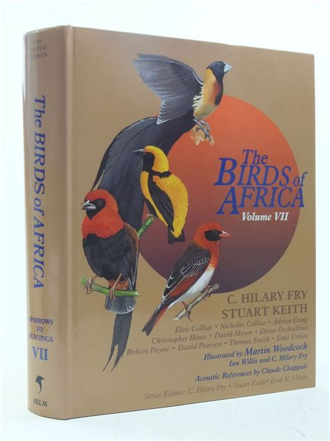 the birds of africa volume vii the birds of africa 7 volumes written by brown leslie h