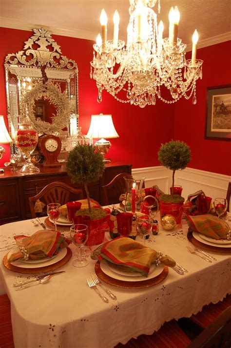 christmas table settings christmas table setting tablescape with topiary centerpiece