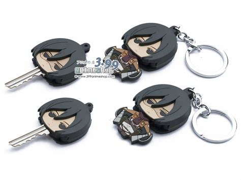 attack on titan for sale attack on titan mikasa key holder keychain for sale