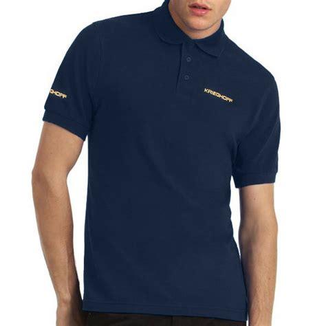 Kaos Polos Blue Navy shop polo shirt navy blue krieghoff