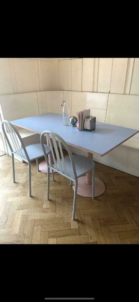 large formica top dining table  hackney london gumtree