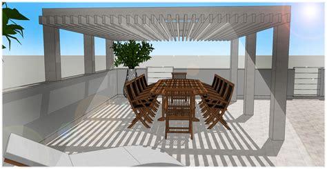 coperture terrazzo green design u sistema su terrazzo for coperture