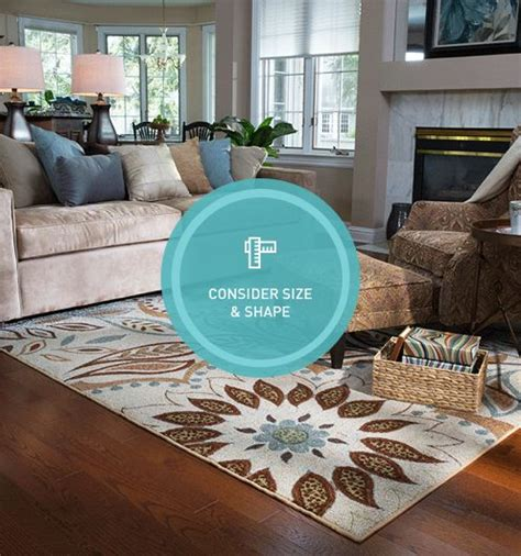 How To Place An Area Rug How To Choose An Area Rug