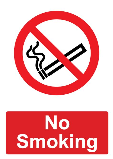 Printable No Sign