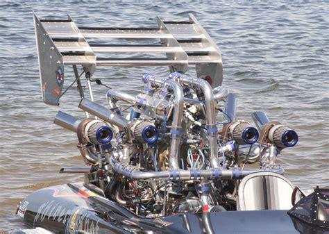flat bottom boat engine 1970 sanger flatbottom v drive drag race boat hot rod rat