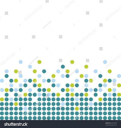 circle pattern vector background circle pattern on white background vector stock vector