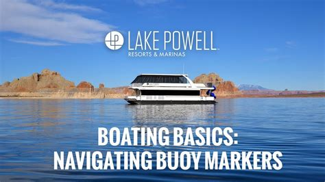 boating markers boating basics how to navigate buoy markers youtube