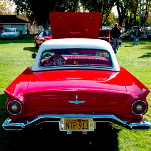 1957 ford thunderbird :: interview with owner alan biagi