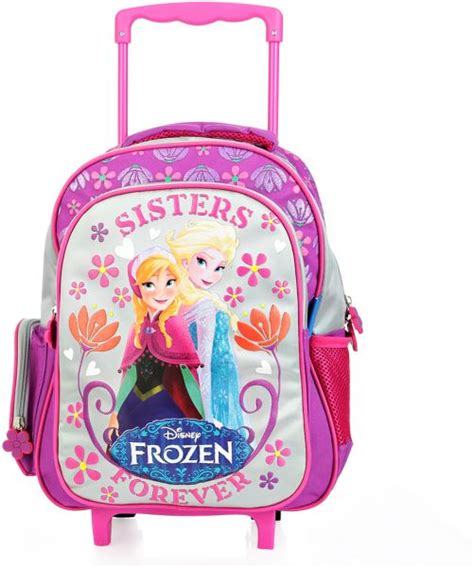 Mukena Frozen Pink Xl buy frozen nb910526 15 inches handle trolley bag for polyester pink trolley