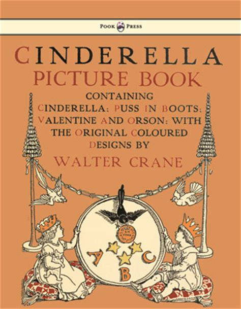 cinderella picture book cinderella picture book illustrated by walter crane